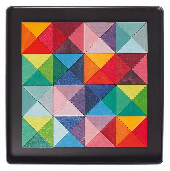 Grimms,Magnetspiel Dreiecke