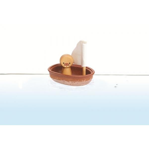 Plan Toys Segelboot Walross