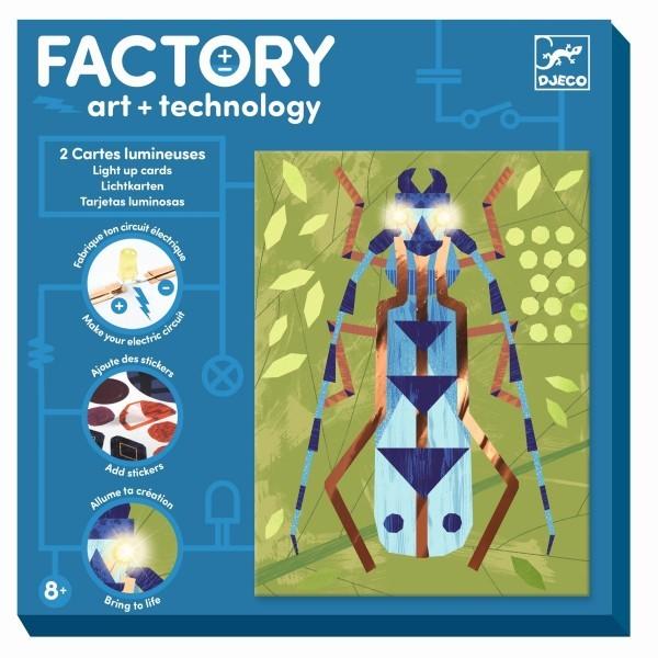 """Djeco Factory """"Insektarium"""""""