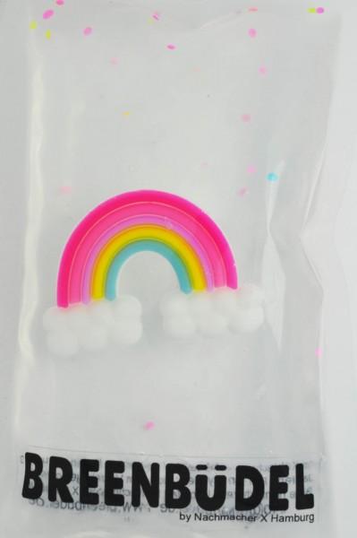 Breenbüdel Kühlkissen mit Regenbogen Figur (Neon)