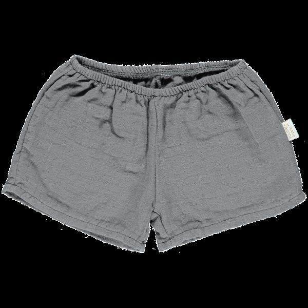 Poudre Organic Shorts Iron Gate